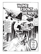 Commando #4895: Home Front Heroes