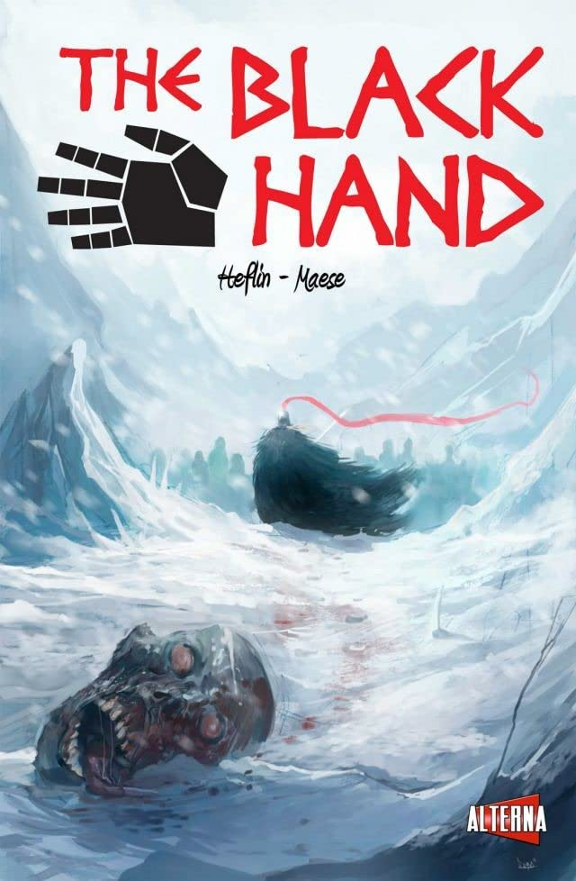 The Black Hand #1
