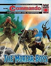 Commando #4897: The Mortar Boys