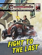 Commando #4898: Fight To The Last
