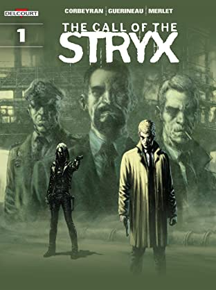 The Call of the Stryx Vol. 1: Shadows