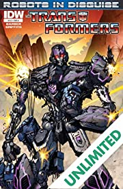 Transformers: Robots In Disguise (2011-2016) #12