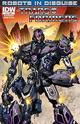 Transformers: Robots In Disguise (2011-2016) No.12