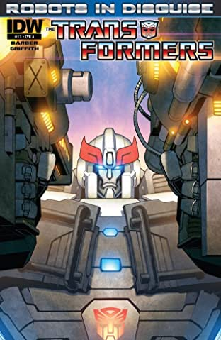 Transformers: Robots In Disguise (2011-2016) No.13