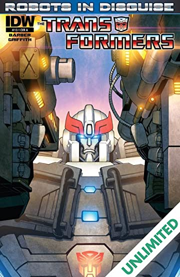 Transformers: Robots In Disguise (2011-2016) #13