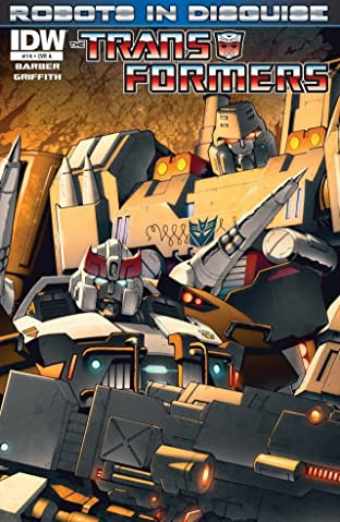 Transformers: Robots In Disguise (2011-2016) No.14