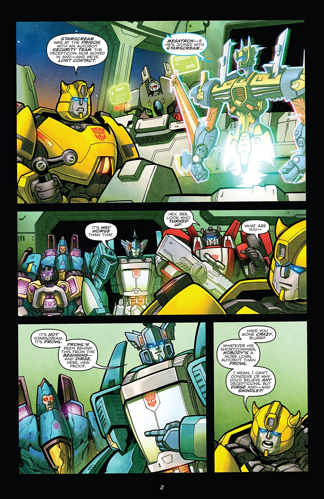 Transformers: Robots In Disguise (2011-2016) #14