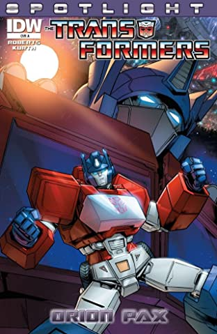 Transformers: Spotlight - Orion Pax