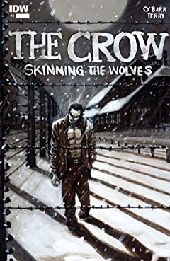 The Crow: Skinning the Wolves No.1 (sur 3)
