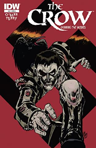 The Crow: Skinning the Wolves #2 (of 3)
