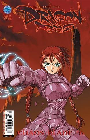 Dragon Arms Chaos Blade #6