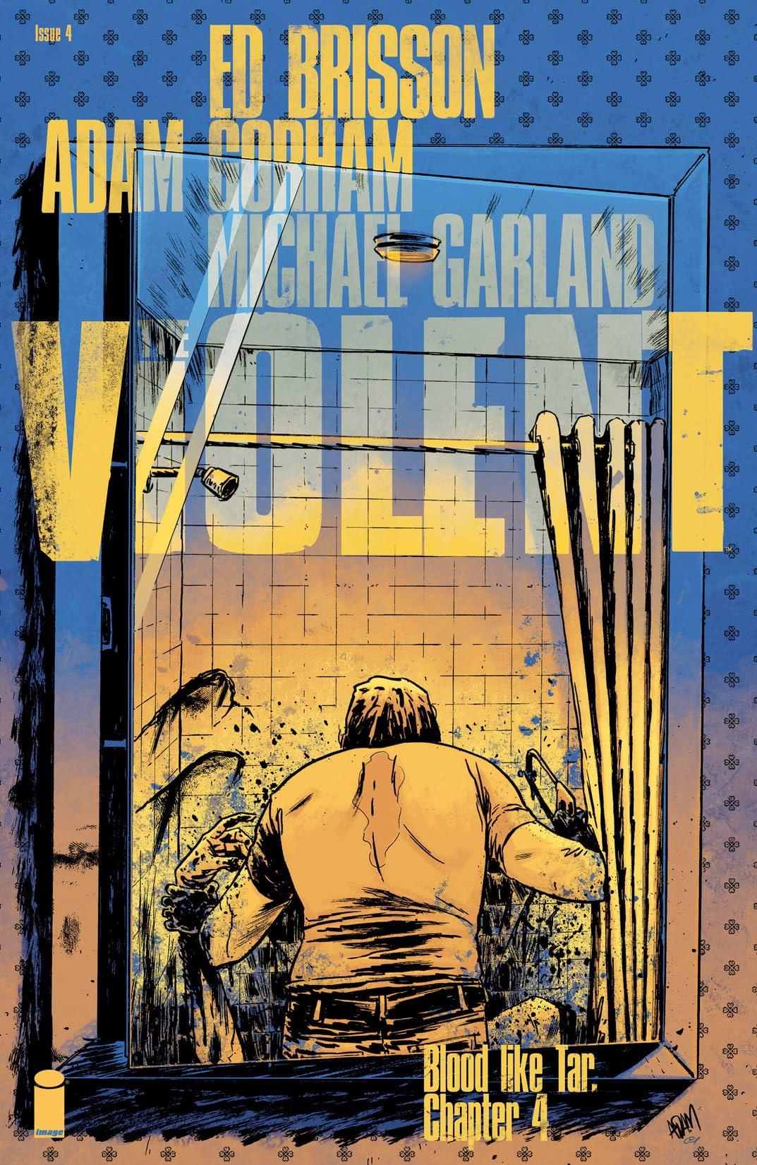 The Violent #4