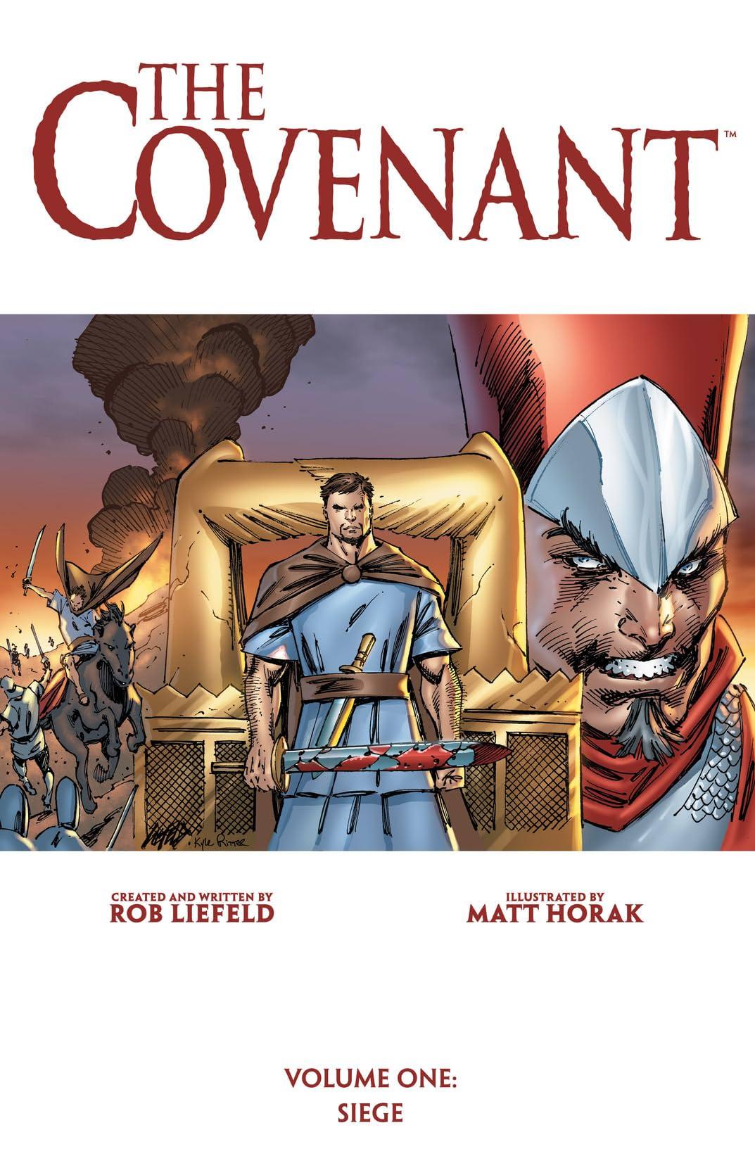 The Covenant Vol. 1