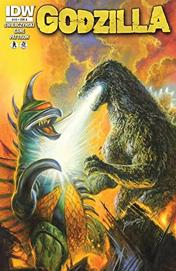 Godzilla (2011-2013) #10