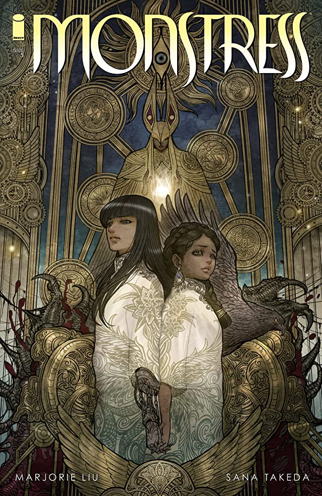 Monstress #5 Review