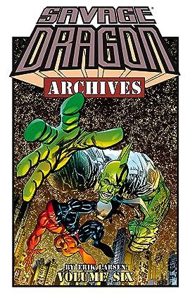 Savage Dragon Archives Vol. 6