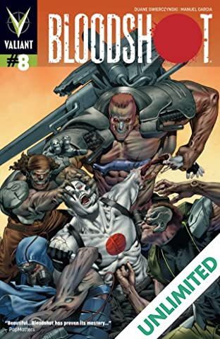 Bloodshot (2012- ) #8: Digital Exclusives Edition