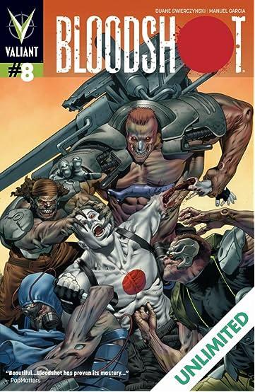 Bloodshot (2012- ) #8: Digital Exclusives Edition