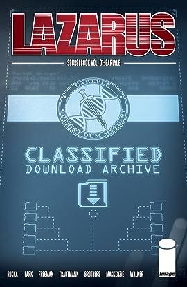 Lazarus Sourcebook #1