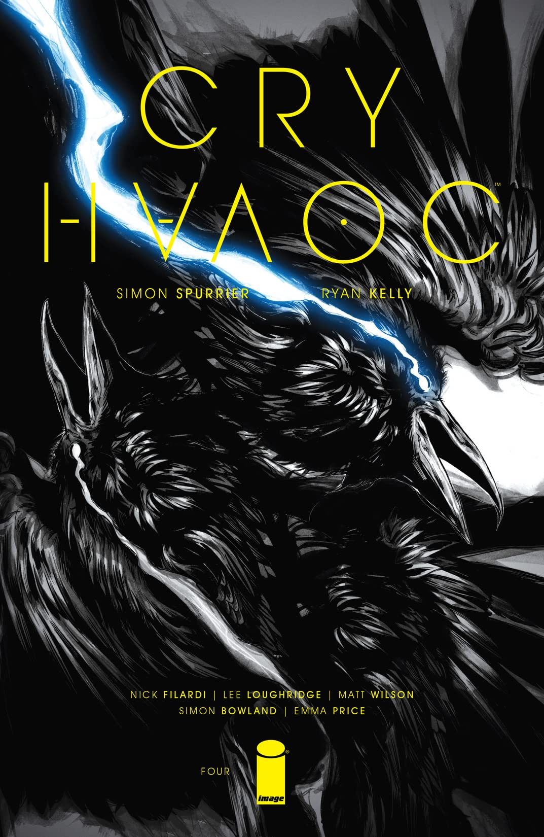 Cry Havoc #4