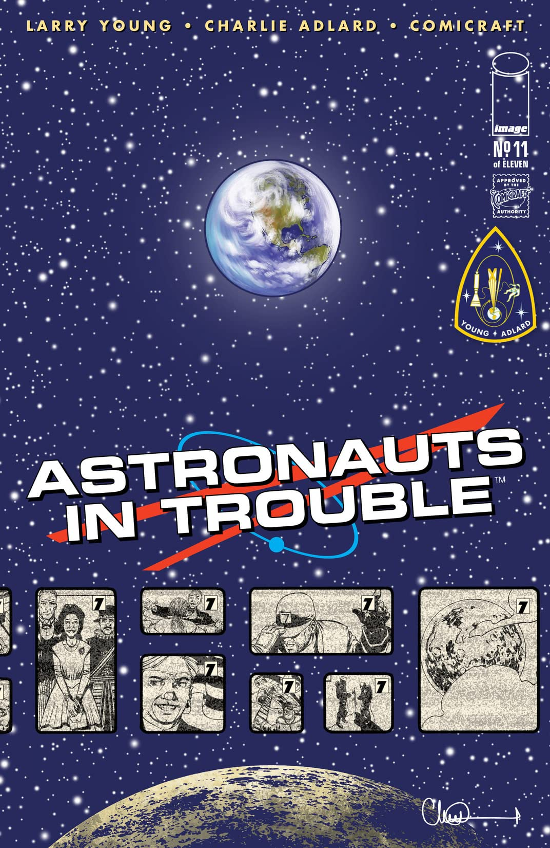 Astronauts In Trouble #11