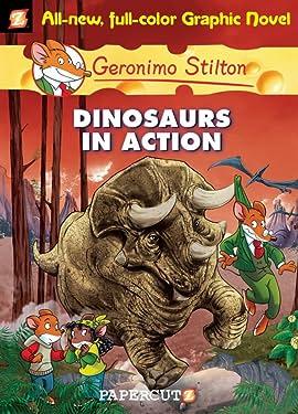 Geronimo Stilton Vol. 7: Dinosaurs In Action Preview