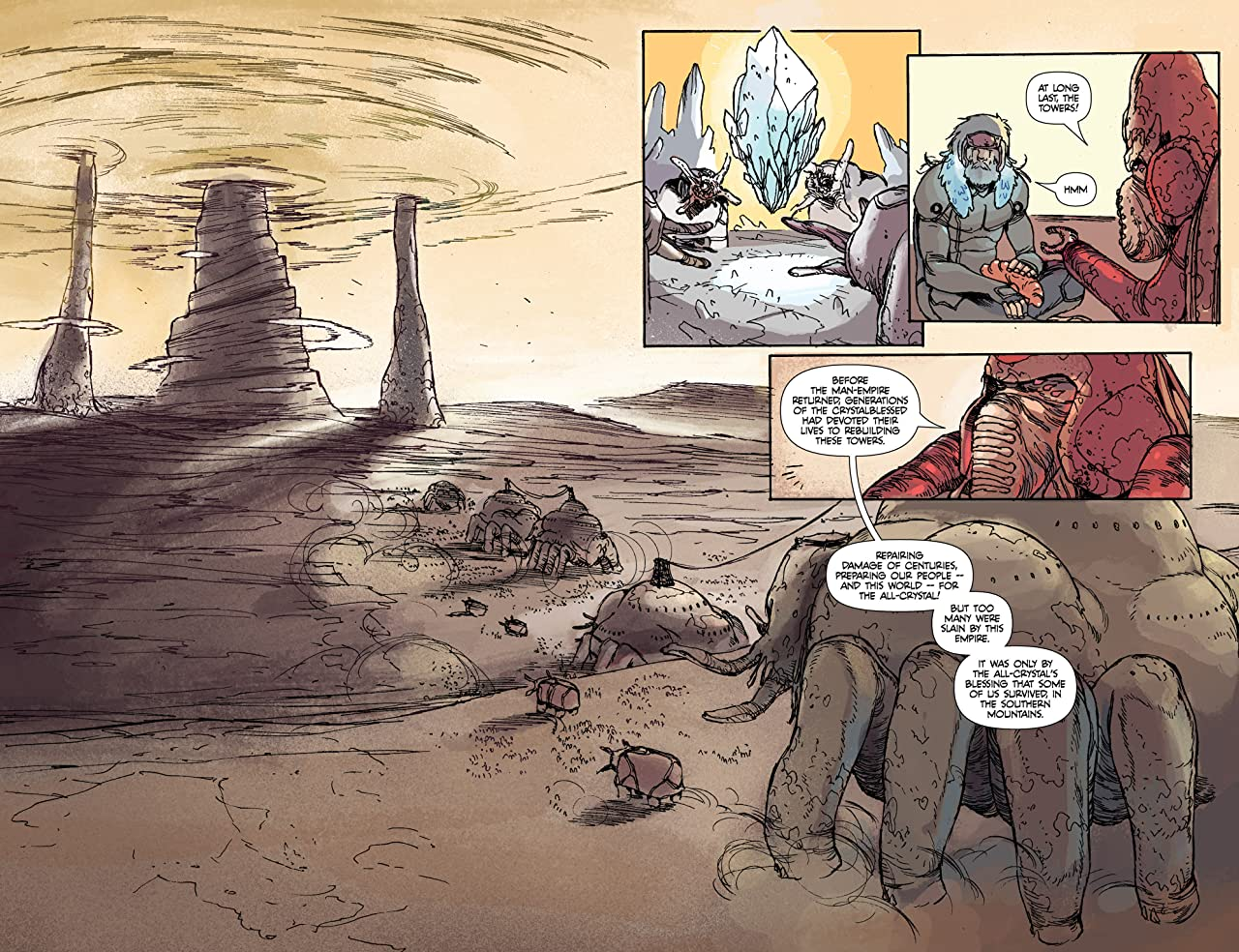 Prophet: Earth War #4