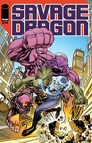 Savage Dragon #214