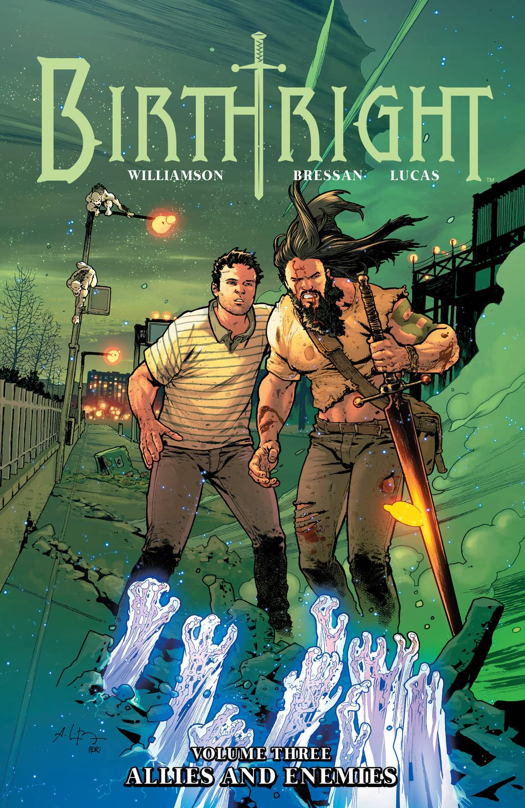Birthright Tome 3: Allies and Enemies