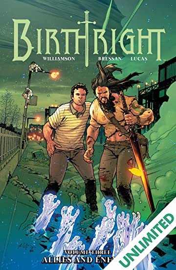 Birthright Vol. 3: Allies and Enemies