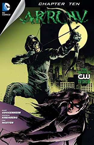 Arrow (2012-2013) No.10