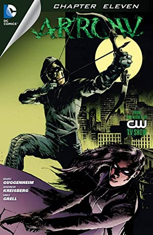 Arrow (2012-2013) No.11