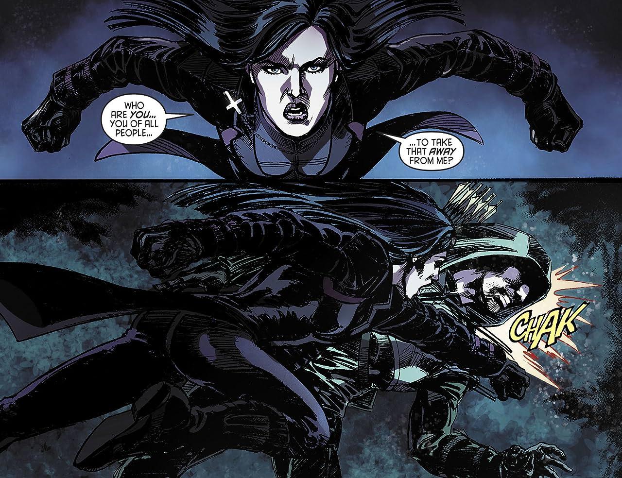 Arrow (2012-2013) #11