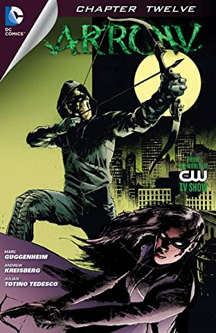 Arrow (2012-2013) No.12