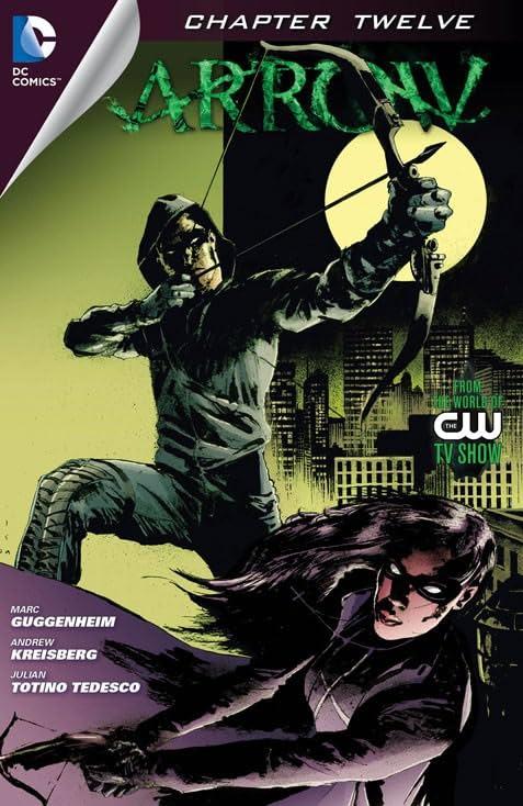 Arrow (2012-2013) #12