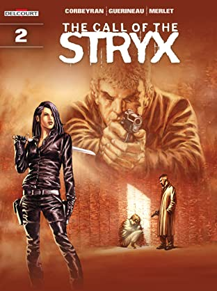 The Call of the Stryx Vol. 2: Traps