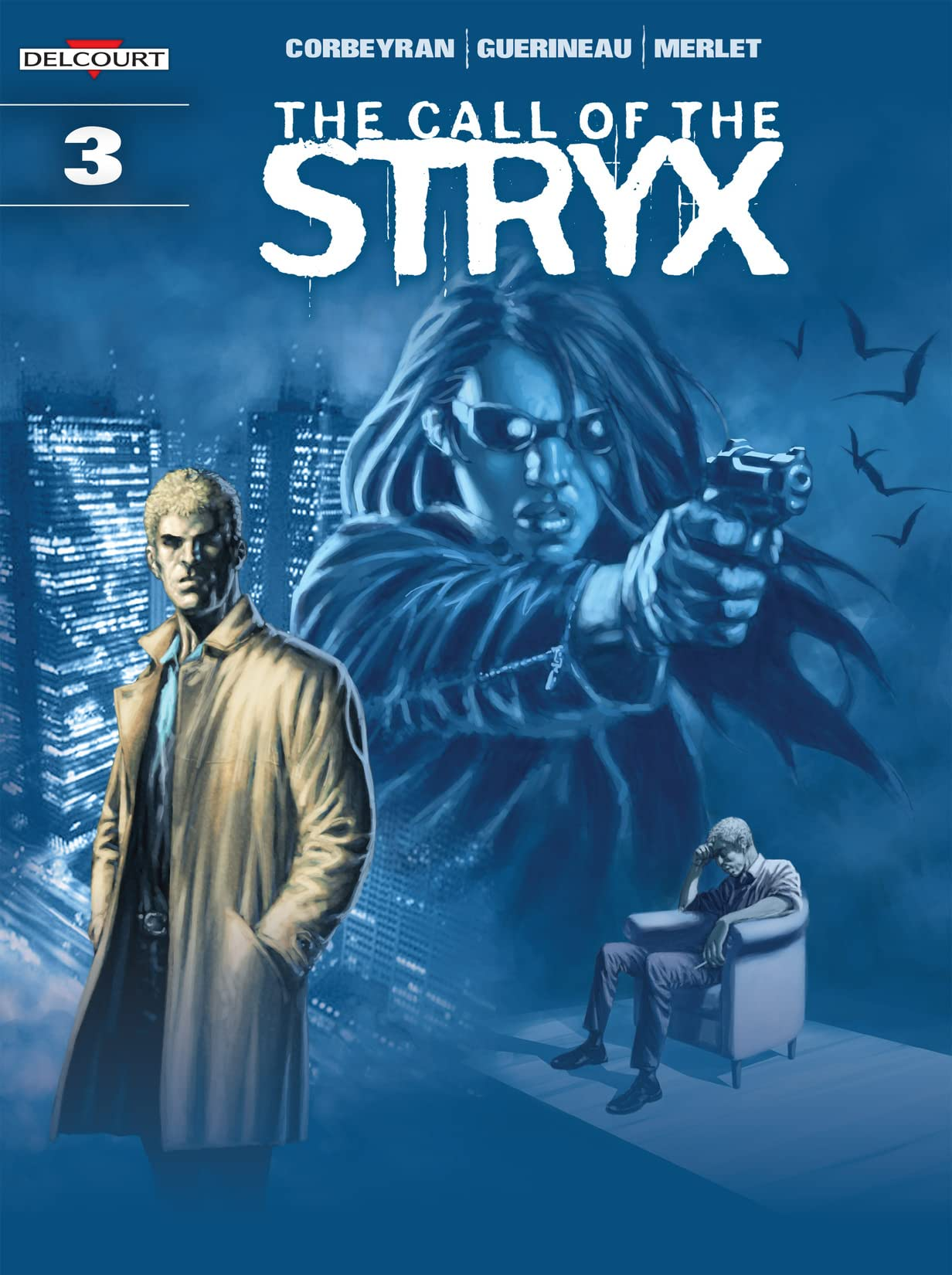 The Call of the Stryx Vol. 3: The Grip