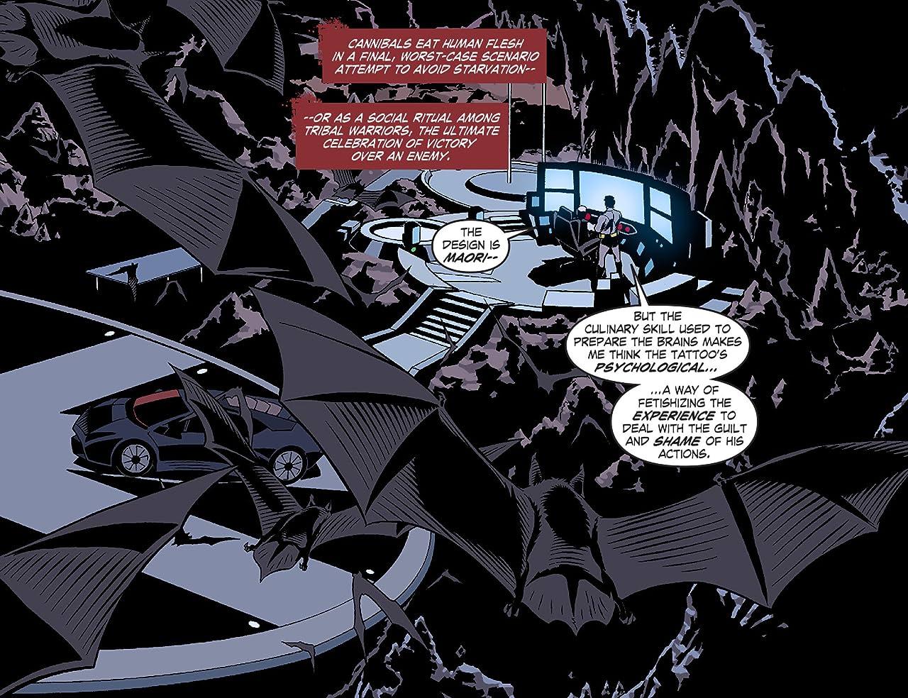 Legends of the Dark Knight (2012-2015) #28