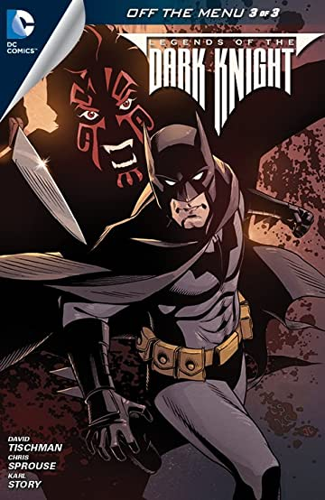 Legends of the Dark Knight (2012-2015) #29