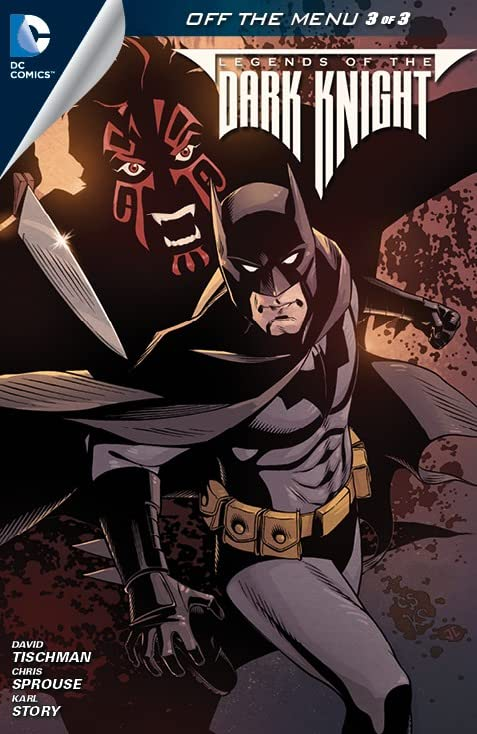 Legends of the Dark Knight (2012-) #29