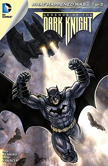 Legends of the Dark Knight (2012-2015) #30