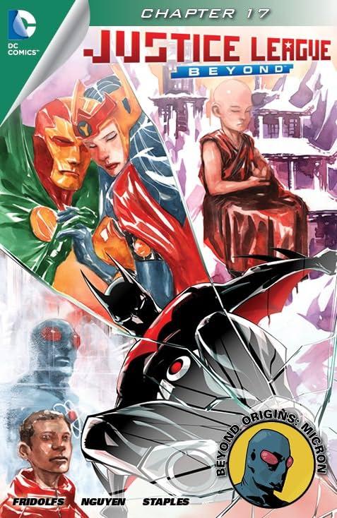 Justice League Beyond (2012-2013) #17