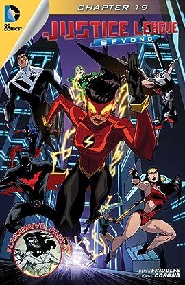 Justice League Beyond (2012-2013) #19