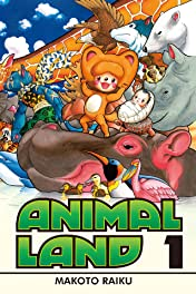 Animal Land Vol. 1