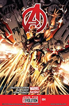 Avengers (2012-2015) No.4