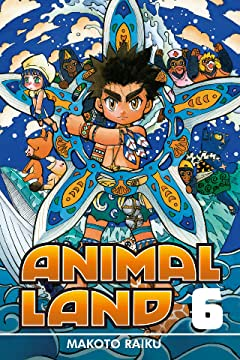 Animal Land Vol. 6