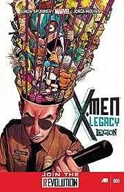 X-Men: Legacy (2012-2014) #5