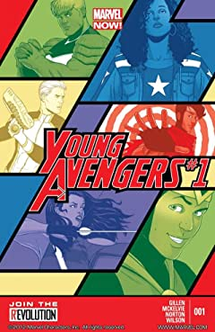 Young Avengers (2013) No.1