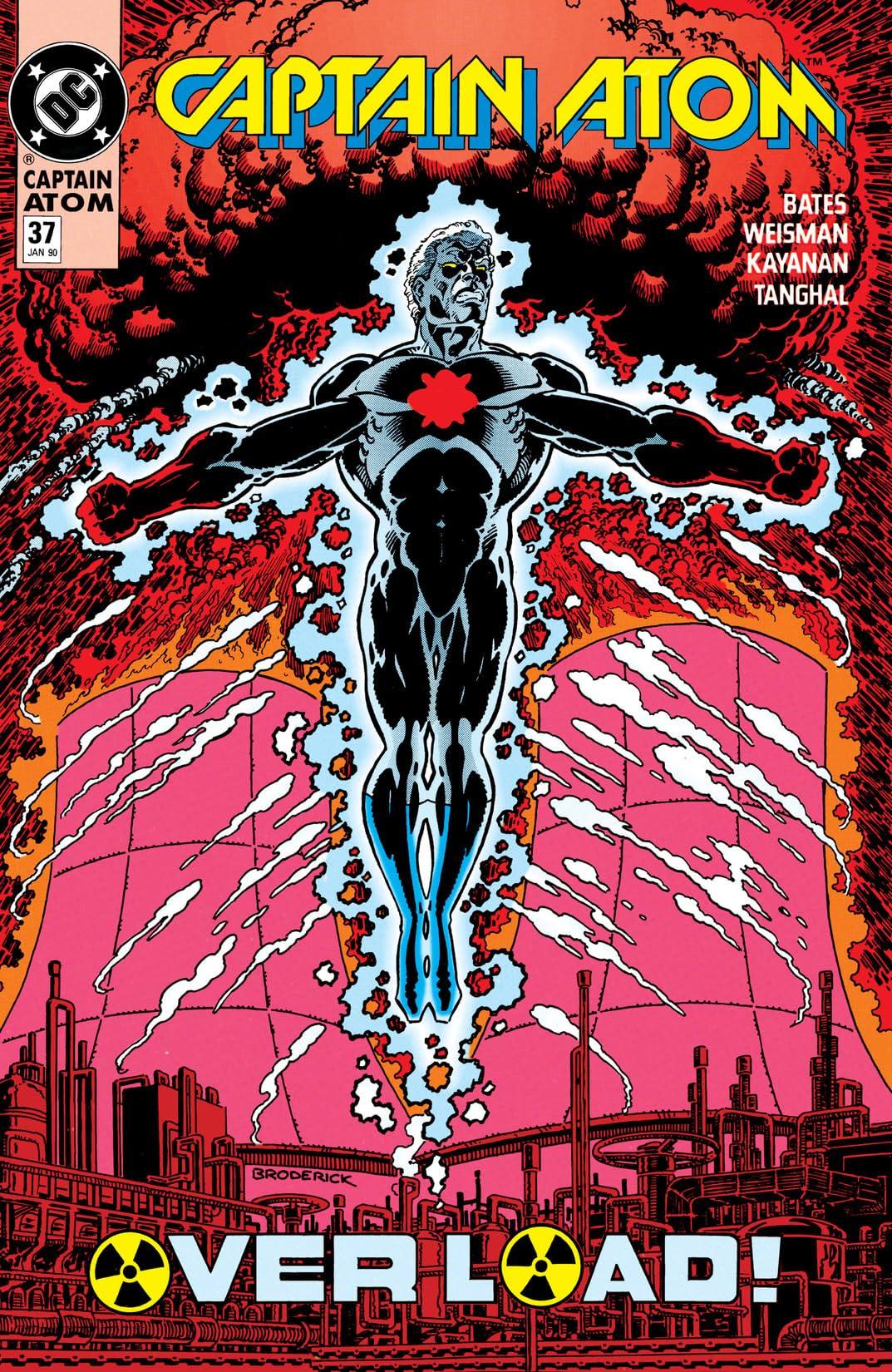 Captain Atom (1986-1991) #37