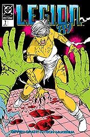 L.E.G.I.O.N. (1989-1994) #7